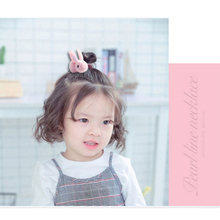 Fashion Cute Ball Rabbit Hair Ring