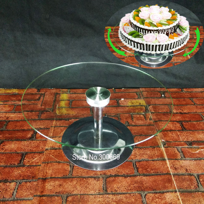 Phenomenal Cake Stand Platter Turntable Mouse Over Image To Zoom 360 Birthday Cards Printable Benkemecafe Filternl