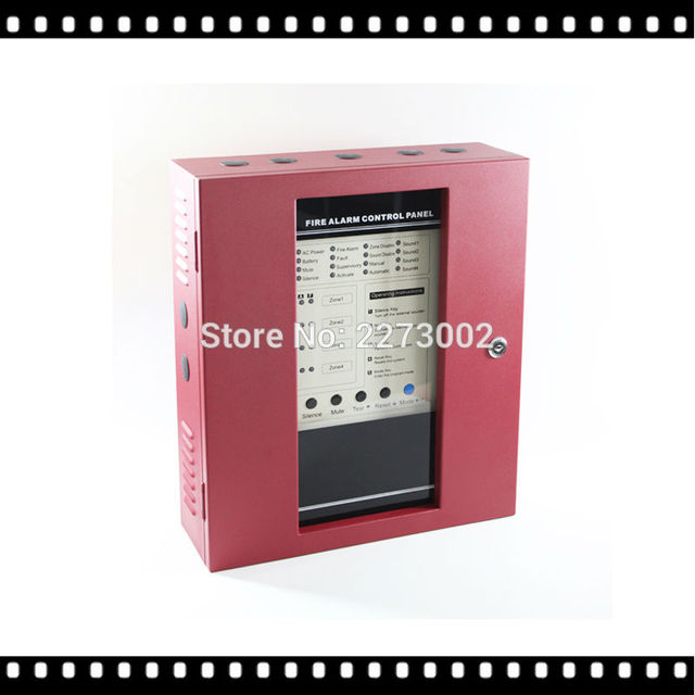 16 Zones Conventional Fire Alarm Control System Conventional Fire Alarm Control Panel