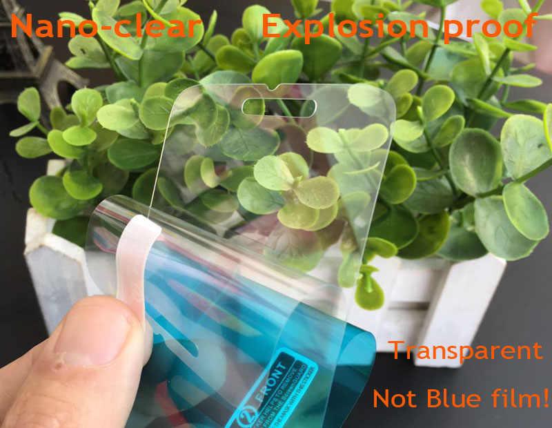 5 pçs/lote Macio Tablet Protetor de Tela para Xiao mi mi pad 4 2018 Clear/Matte/Nano Anti- explosão de Películas Protetoras para Xio mi mi Pad4