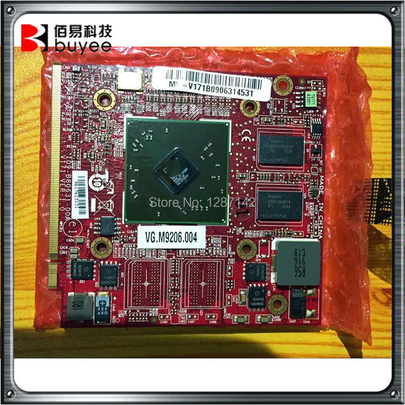 ФОТО Brand New For ACER AMD ATI Mobility Radeon HD3450 HD3470 Notebook PC DDR2 512MB Graphics Video Card VG.82M06.003 M82-XT