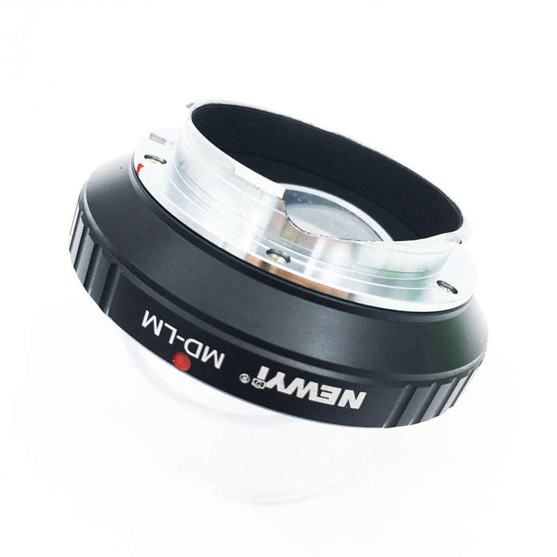 Image 5 - NEWYI MD LM Adapter For Minolta MD Lens To Leica LM Camera With TECHART LM EA7 Camera Lens Ring Accessories-in Lens Adapter from Consumer Electronics