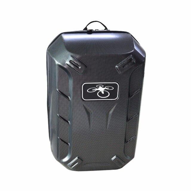 For DJI Phantom General Carbon Fiber Phantom 3 4 Hardshell Bag Backpack  Shoulder Carrying Case Box for DJI Phantom 3 4 258eb2c8cef75