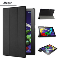 Cover For Lenovo TAB 2 A10 Tab 3 10 Business Case Ultra Slim Lightweight Smart Cover