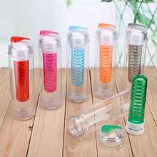 Fruit BPA Free Water Bottle 700 ml