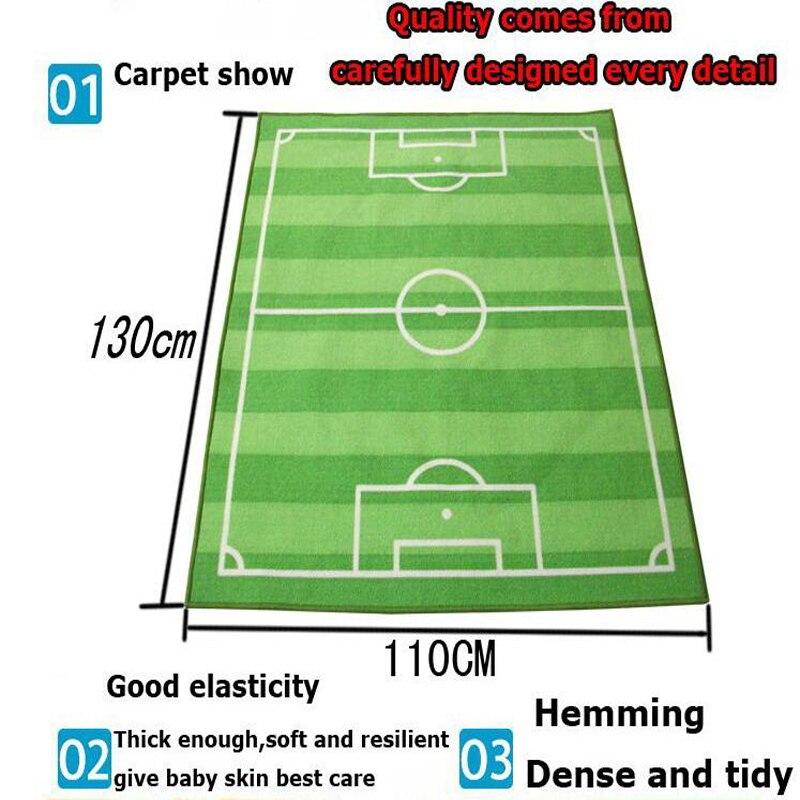 BÉBÉ tapis de sol Chaud-vente Coupe Du Monde tapis pour chambre d'enfants enfants de crawing tapis dans la chambre tapis de salon 110 cm * 130 cm