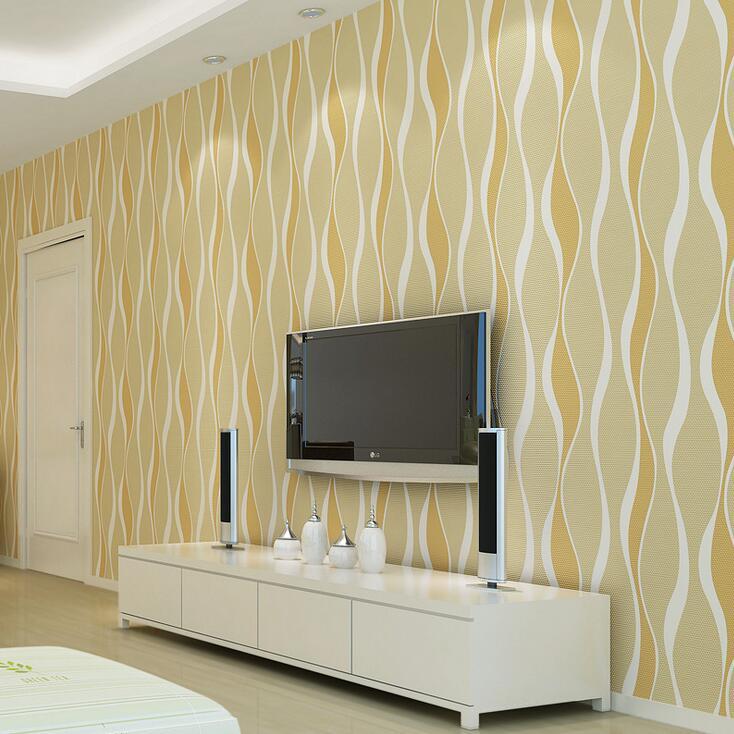 Beautiful Wall Stripes Decor Contemporary - Wall Art Ideas ...