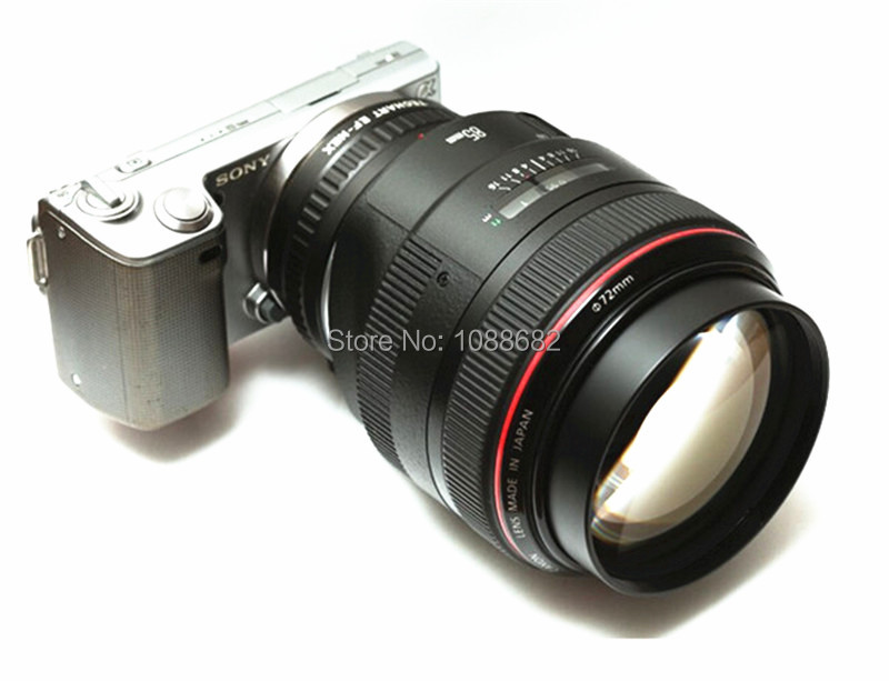 EF-NEX lens adapter for camera dslr (6)