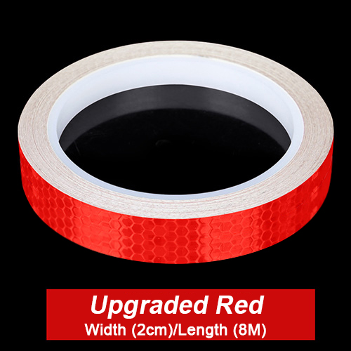 Red Stickers 2cm
