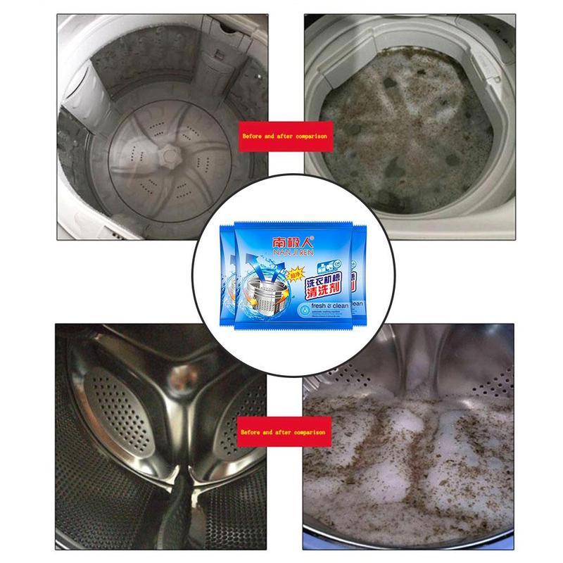 Очиститель для стиральной машины, Эффективное обеззараживание, бак для стиральной машины, чистящее средство, мешки для кухни