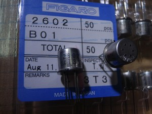 10 sztuk/partia FIGARO 2602 jakości powietrza lotnych związków organicznych (VOC) czujnik gazu TGS2602