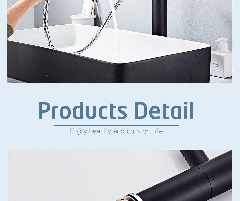HTB1L0DyV3TqK1RjSZPhq6xfOFXaG - FRAP Basin Faucet Pull Out Bathroom Sink Faucet Single Handle Waterfall Bathroom faucet