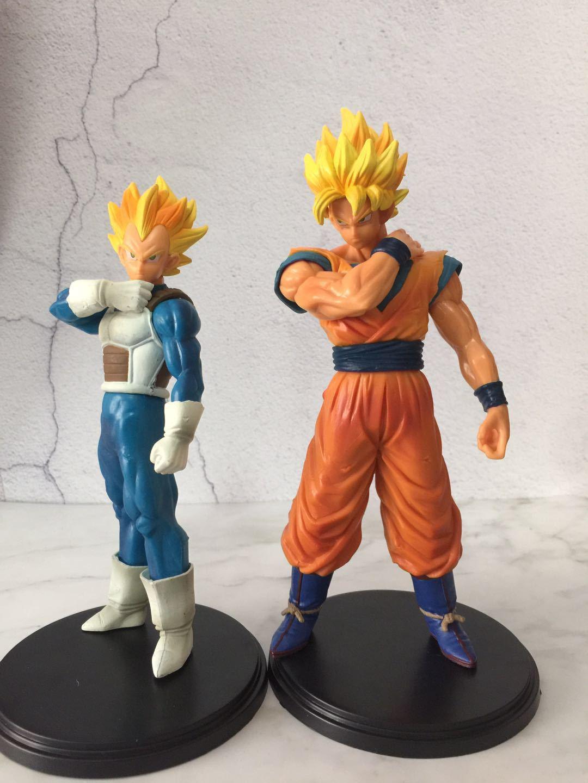 18 22CM pvc Japanese anime figure Dragon Ball Son Goku