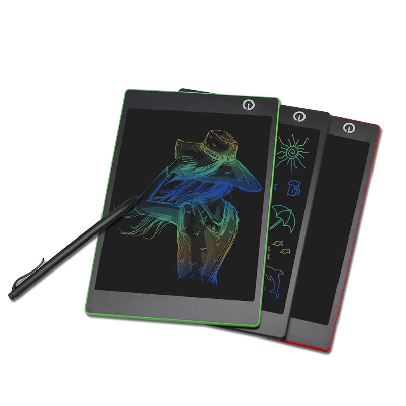 9.7inch Portable Colorful LCD Digital Tablet for Writing Drawing Notepad Electronic Graphics Digital Handwriting with Stylus Pen ...