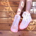 Sales Top New  Hot Round Toe  Casual Shoes comfortable lighted  Slip On All Match Shoes Work Wear Fashion Tops
