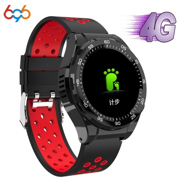 696 M15 smart watch Android 6.0 MTK6737 support 4G SIM card WiFi GPS Bluetooth smartwatch Heart Rate Pedometer IP67 Waterproof
