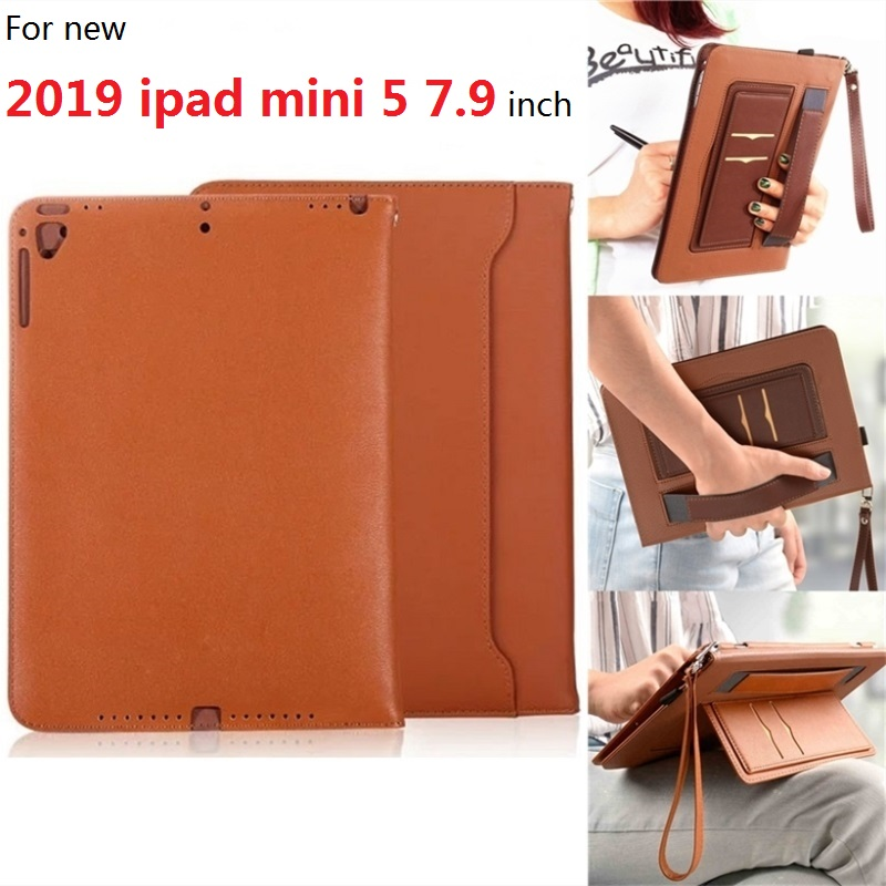 Case for iPad mini 5 7 9 inch Flip Stand case For ipad mini PU leather