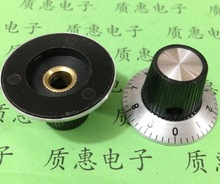 10pcs/lot Diameter:20mm . Inner diameter:6mm C2 C-2 6MM 30X17  Digital dial Potentiometer knob