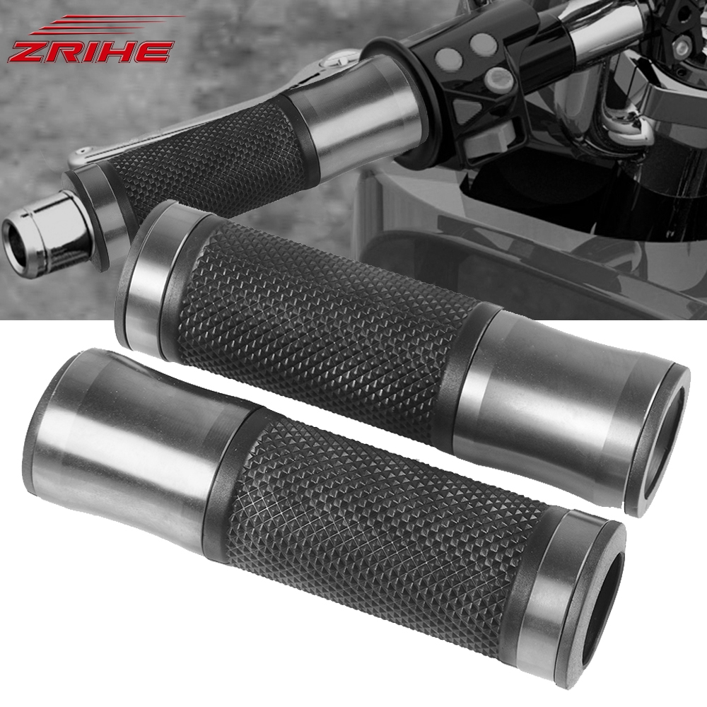 For SUZUKI GS 500 E/F GSR 600 750 GSX 650F 1250 F/SA/ABS 1400 CNC 7/8 22mm Motorcycle Handle Bar Grips Motorbike Handbar Grips