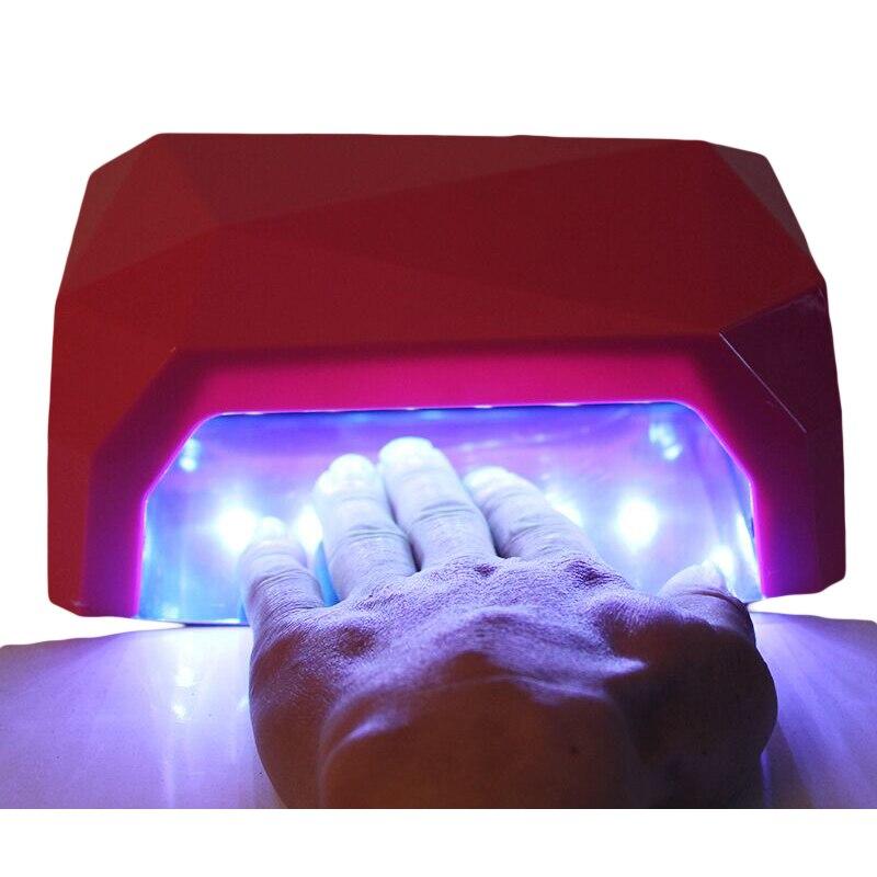 lamp for nails gel varnish UV LED Nail Lamps 36W Nail Dryer Nutrition Machine UV Gel  Dual  Nail Dryer lamp for nails gel varnish UV LED Nail Lamps 36W Nail Dryer Nutrition Machine UV Gel  Dual  Nail Dryer