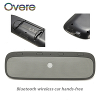 Overe 1Set Bluetooth Car Kit Speakerphone Wireless Speaker Phone For Ford Focus 2 3 Fiesta Mondeo MK4 Ranger Toyota Corolla chr