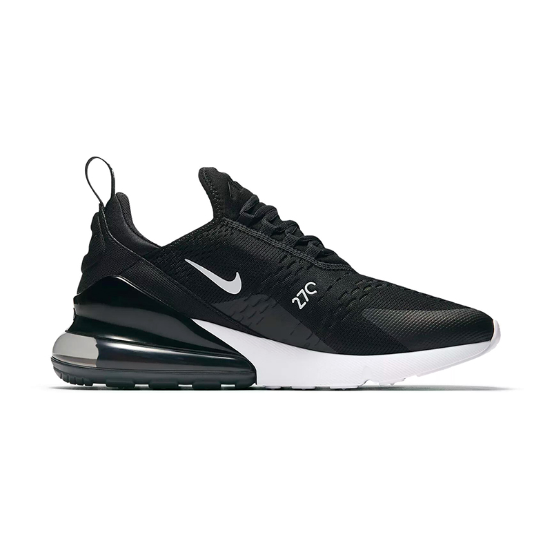 D'origine Nike Air Max 270 Hommes chaussures de course Sneakers de Sport En Plein Air 2018 nouveauté Authentique Respirant Designer - 3