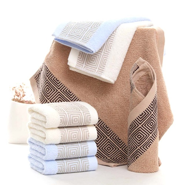 Factory direct sales of supermarket gifts pure cotton absorbent square Towel