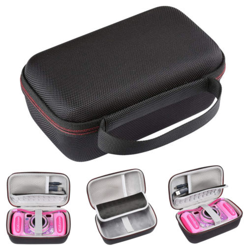 For VTech KidiZoom Duo Camera Professional Hard EVA Storage Carry Case Bag