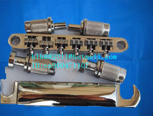 free shipping new  12 strings electric guitar bridge in chrome 8203