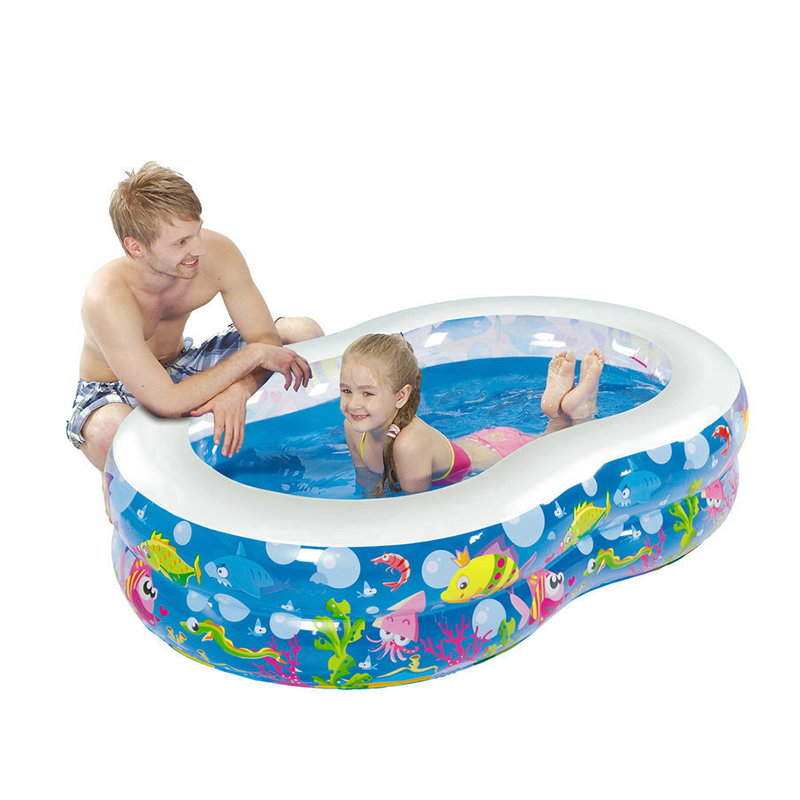 Large Size  Home Use Inflatable Swimming Water Pool Kids Outdoor Bathtub Piscina Bebe Zwembad Game Playground PVC Bath Tub popular best quality large inflatable water slide with pool for kids