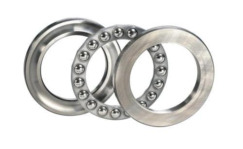 Butées à billes axiales 51128 ABEC-1, P0 140*180*31mm (1 PC)