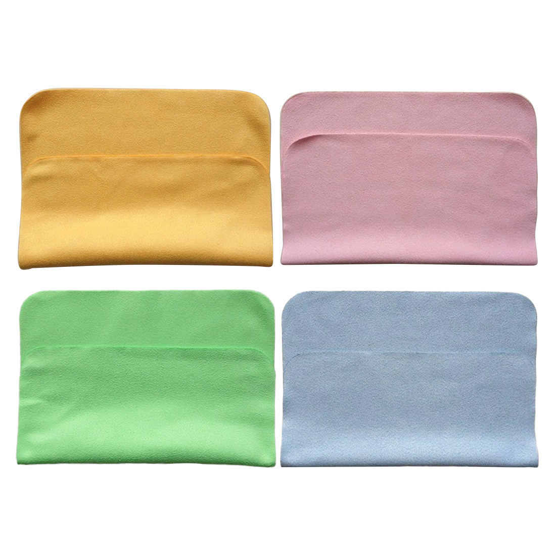US $0.45 2% OFF|Glasses cleaning cloth microfiber kitchen towel cleaning  cloth high quality suede microfiber glasses cleaning cloth lens mobile-in  ...