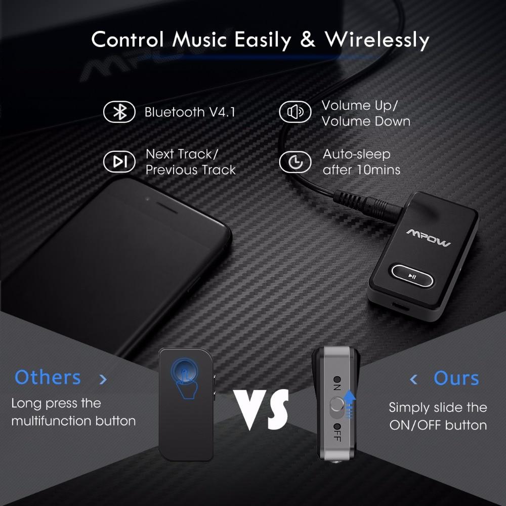 Mpow BH129 Wireless Receiver  (5)