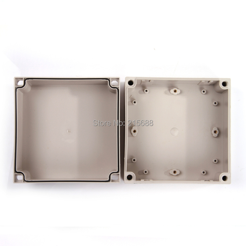 Saip ABS waterproof junction box for electronics 175 175 100MM DS AG 1717 1
