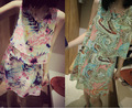 Maternity Nursing Tops Breastfeeding clothes for Pregnant Women Fashion Chiffon Double Layer Summer Tee 3 color 152602M