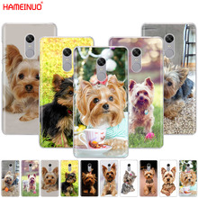 HAMEINUO yorkshire terrier dog puppy Cover phone Case for