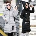 TX1118 Barato al por mayor 2017 nueva Otoño Invierno moda casual chaqueta caliente de las mujeres vendedoras Calientes mujer bisic abrigos