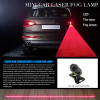 High Brightness High Quality Led The Laser Fog Lamps Safe Driving Lamp