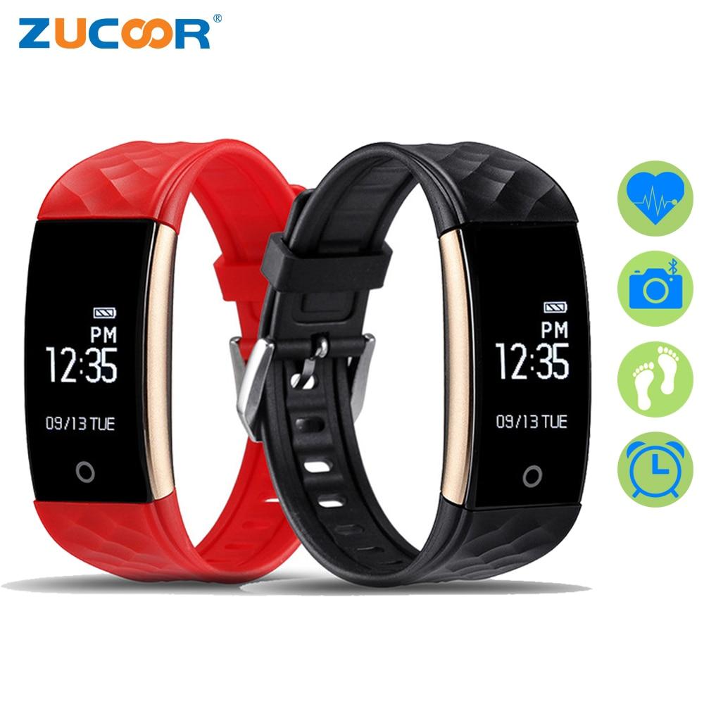 Smart Watch Fitness Bracelet Watch Heart Rate Pulsera Inteligente Electronics S2 Pedometer Hartslagmeter Pulsometro Pk Xiomi
