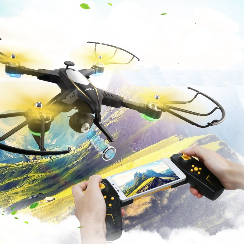JJRC H39WH Foldable Altitude Hold WIFI FPV 720P Camera APP RC Drone Helicopter for Chrild jjr c jjrc h39wh wifi fpv with 720p camera high hold foldable arm app rc drones fpv quadcopter helicopter toy rtf vs h37 h31