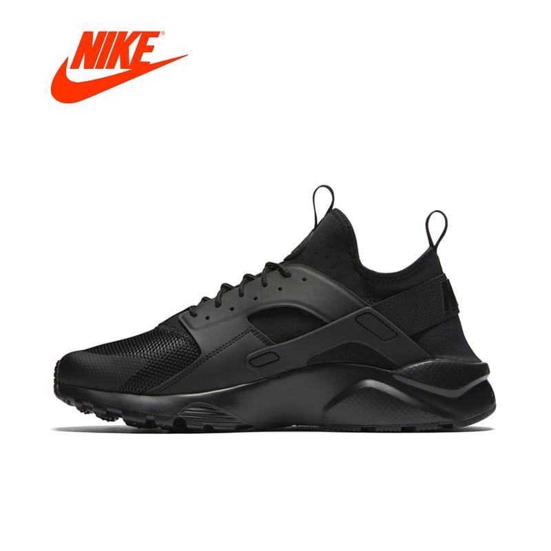 Nuovo Arrivo originale Ufficiale NIKE AIR HUARACHE RUN ULTRA scarpe da Corsa Scarpe Sneakers 819685 Outdoor Ultra Boost Atletica