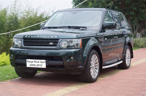Image 5 - for Range Rover Sport 2005 2012 OE model running board/side step bar/foot board,excellent quality,great discount for promotion