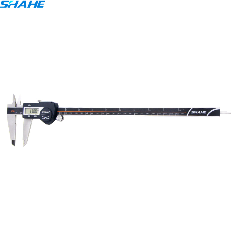 IP54 0-300 mm digital electronic caliper ruler digital vernier caliper 300 mm digital caliper stainless steel calipers digital diai gem caliper measures from 0 12 7 mm 0 5 by 0 01 mm 0 0005 goldsmith tool caliper jewelry measurement tools