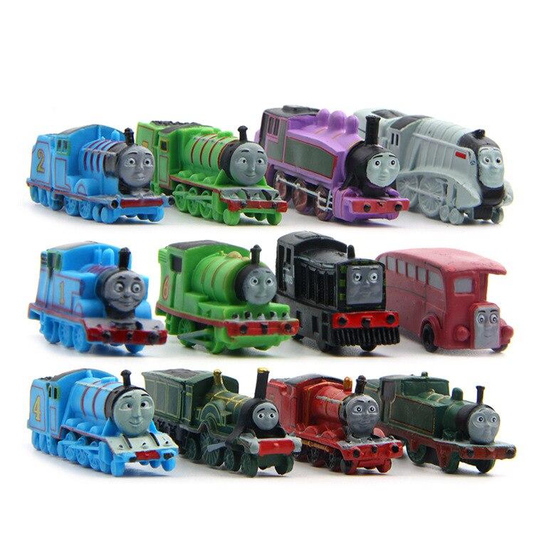 Томас Game Pack/Томас поезд/украшение дома/подарок на день рождения/украшение дома/Смола ремесла/Бонсай /Любители/Дети подарки/