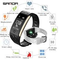 Bluetooth Men's Smart Watch Luxury Video Camera Remote Control Electronic Women Wrist Watches Fashion Blood Pressure Smartwatch