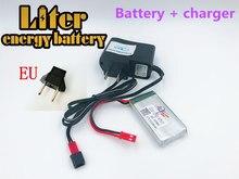 3.7 v 1500 mah 903052 Bateria Lipo X5SW X5 M18 H5P HQ898B 859B T64 T04 rc Quadrocopter bateria de polímero de lítio de Alta potência + EUA UE carregador