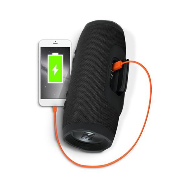 Original JBL Charge 3 Wireless Bluetooth Streaming Speaker Full-featured IPX7 Waterproof Portable Speaker Rechargeable Battery