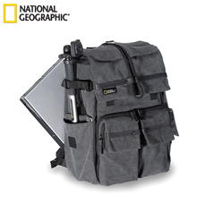 цена на NATIONAL GEOGRAPHIC NG W5070 Camera Backpack Genuine Outdoor Travel Camera Bag DSLR Backpack