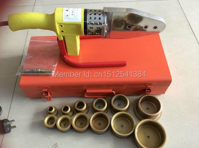 Máquina de soldadura electrónica de temperatura constante PPR AC - Equipos de soldadura - foto 6