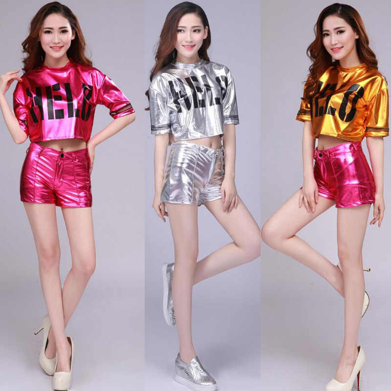 Ds Woman Jazz Dance Clothing S